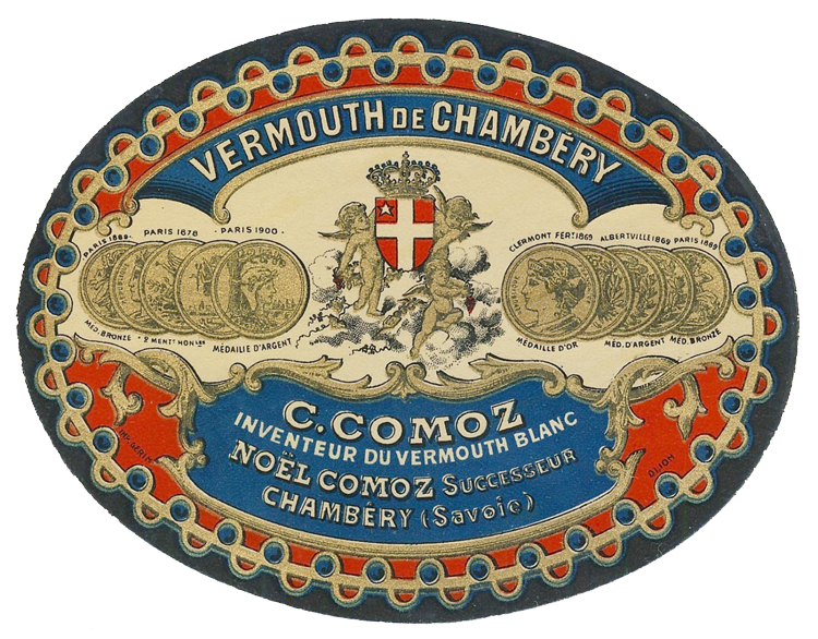 Comoz label